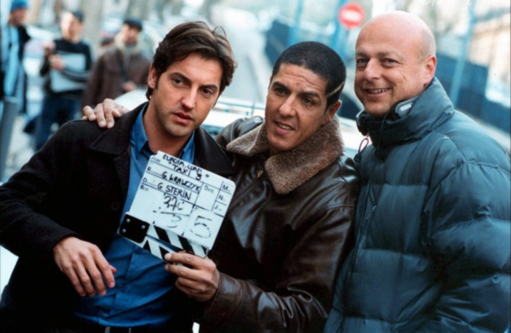 Стрижка из фильма такси