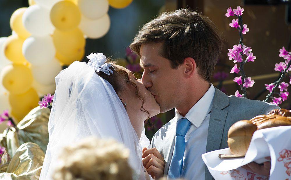 Фильм с поздравлением со свадьбой