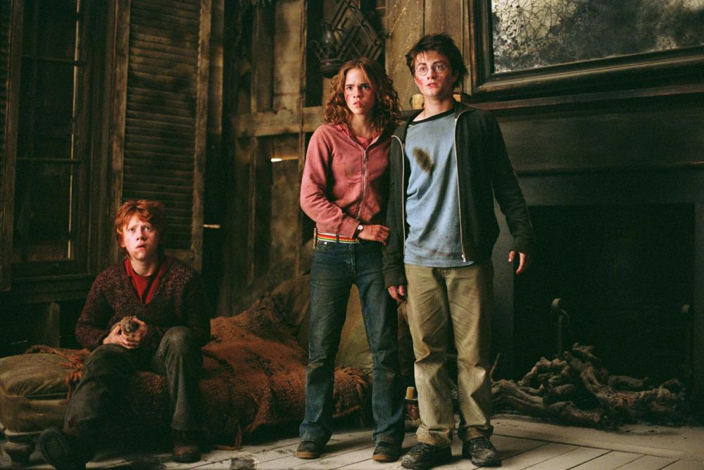 an analysis of the main characters of jk rowlings harry potter and the prisoner of azkaban