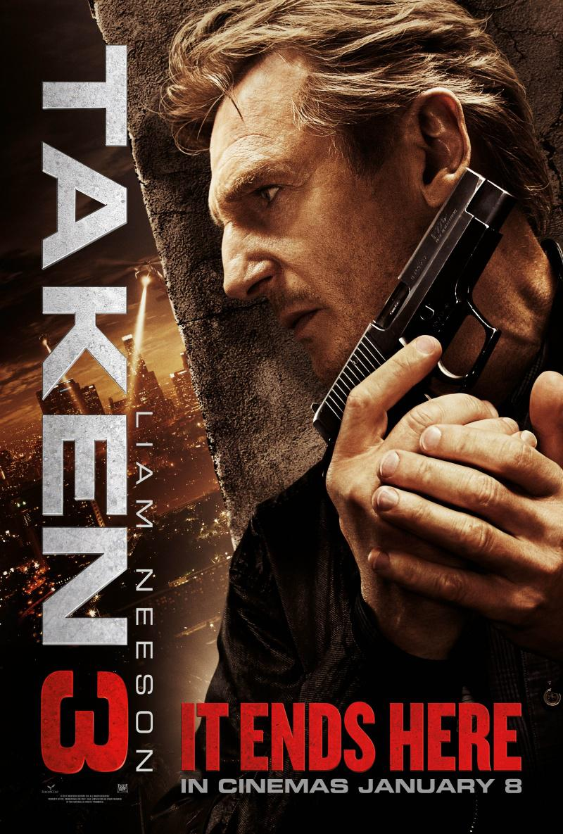 Hollywood action movies poster 2014