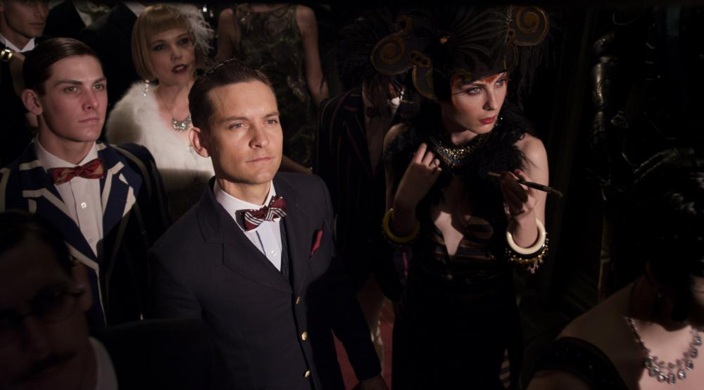 great gatsby nicks view of