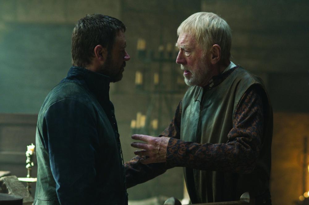 robin longstride in the movie robin hood was an honest man