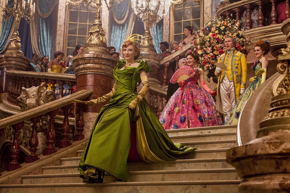 Watch Cinderella 2015 Online Free - Movie4u