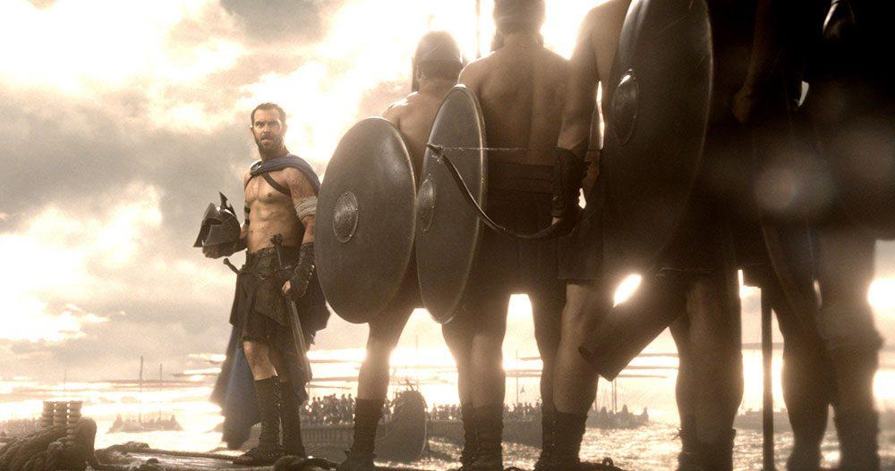 300 спартанцев: расцвет империи/ 300: rise of an empire 2014 русскоязычный трейлер