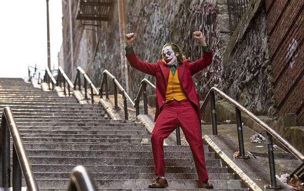 Вопрос о Джокере спровоцировал у Хоакина Феникса панику