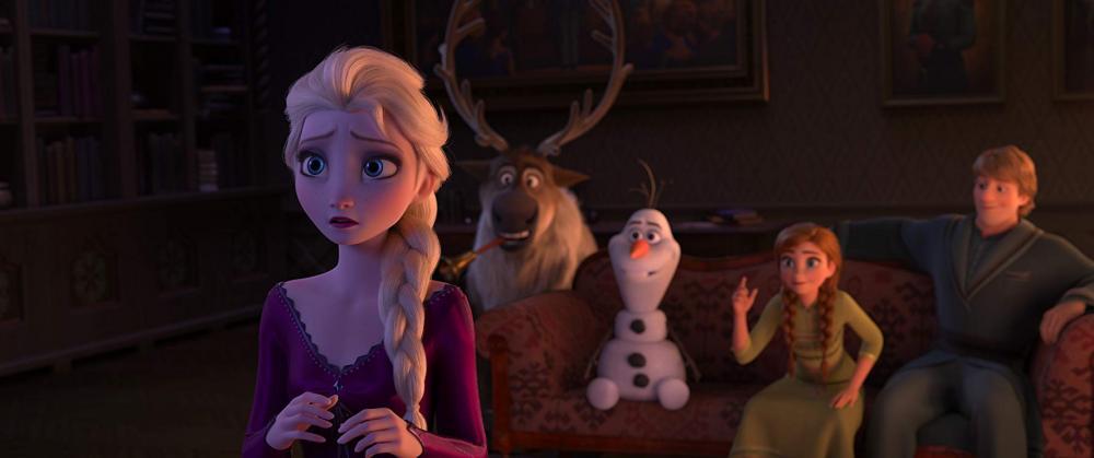 Кадр фильма Холодное сердце 2