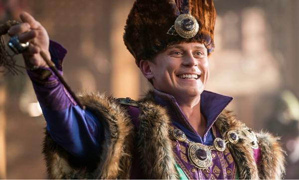 Студия Disney анонсировала спин-офф «Аладдина» о принце Андерсе
