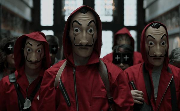 Пятый сезон криминального сериала «Бумажный дом» станет последним
