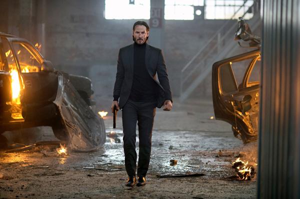 Студия Lionsgate анонсировала начало работы над пятой частью боевика «Джон Уик»