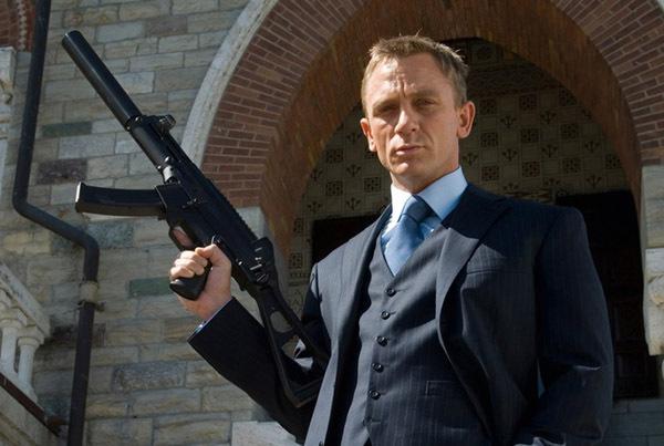 Стрим-сервисы готовы купить новый фильм о Джеймсе Бонде за $600 млн