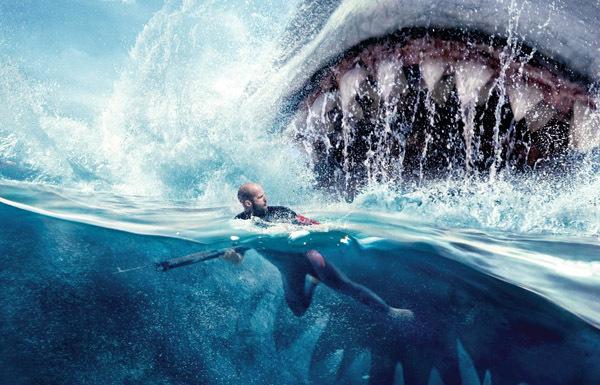Киностудия Warner Bros. готовит сиквел триллера «Мег: Монстр глубины»