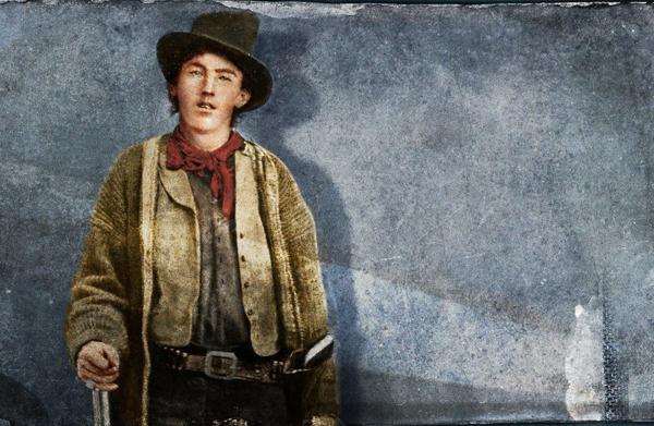 Готовится сериал о знаменитом американском преступнике XIX века Билли Киде