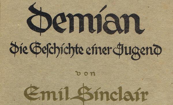 Готовится экранизация философского романа Германа Гессе «Демиан»