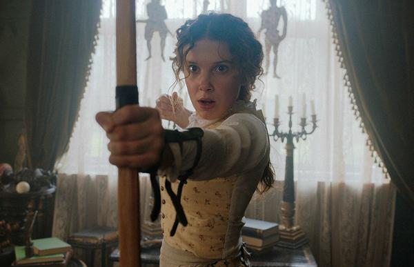 Netflix начинает работу над сиквелом «Энолы Холмс»