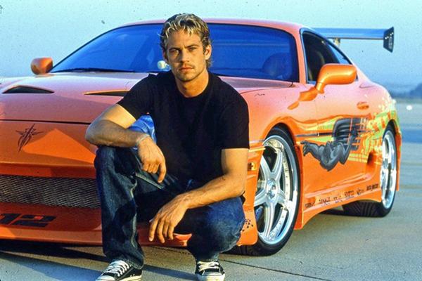 Машину Пола Уокера из «Форсажа» продали с аукциона за $500 тыс.