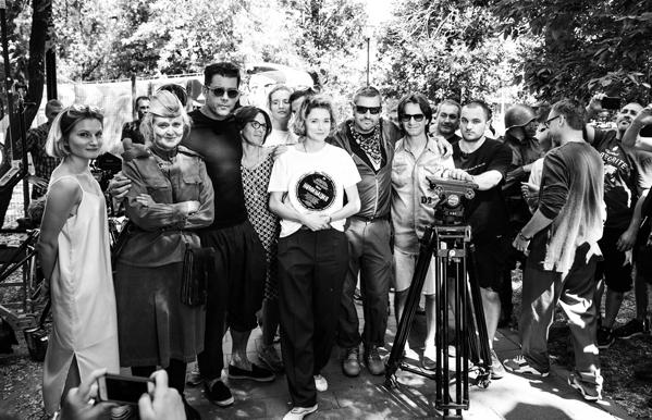 Надежда Михалкова снимет мини-сериал об отечественной киноиндустрии