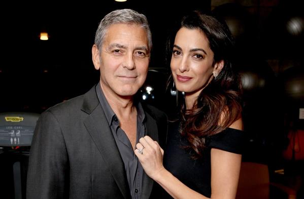 Джордж Клуни вновь станет отцом близнецов