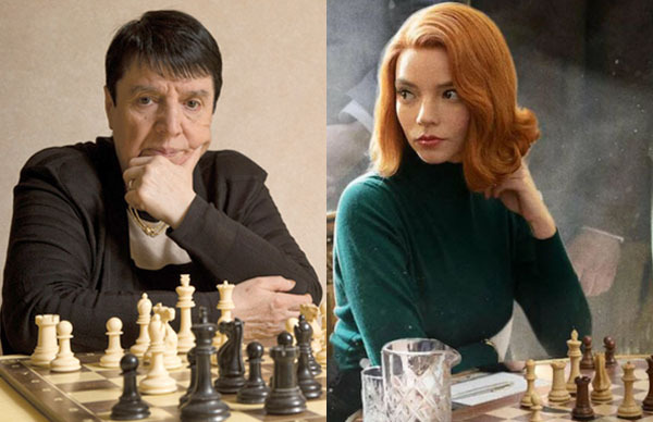 Женщина-гроссмейстер будет судиться с авторами сериала «Ход королевы»