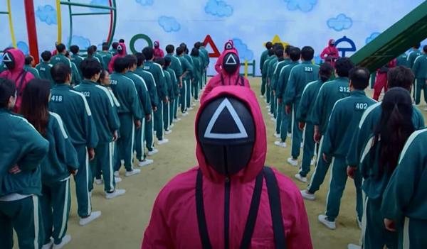Сериал «Игра в кальмара» стал на Netflix рекордсменом по просмотрам