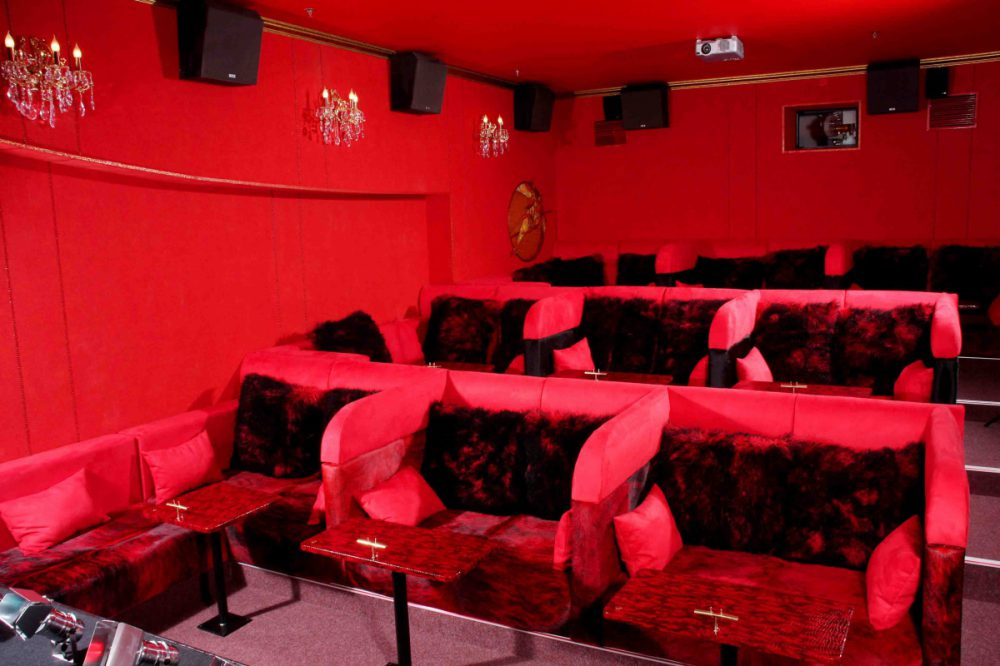 Порно кинотеатр калининград