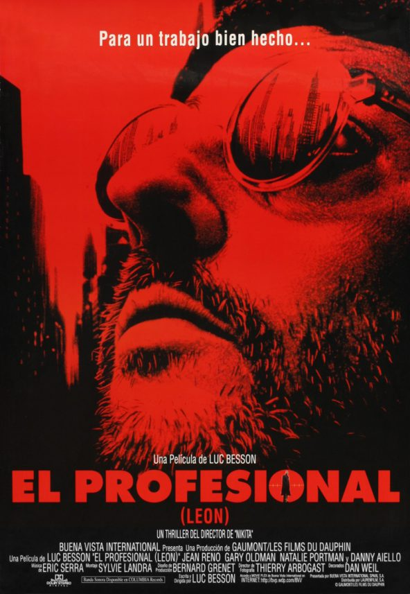 Watch Leon: The Professional (1994) Full Movie Online