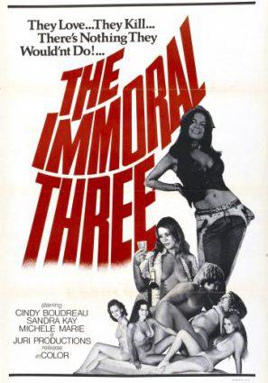 Аморальная троица