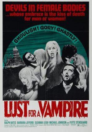 Влечение к вампиру