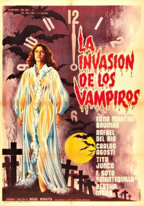 Вторжение вампиров