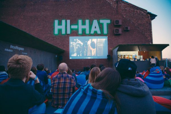 Кинотеатр Roof Cinema