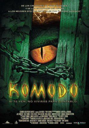 Комодо. Остров ужаса
