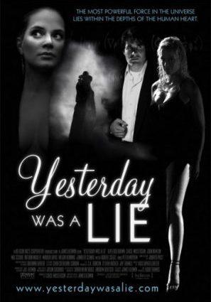 Вчера была ложь