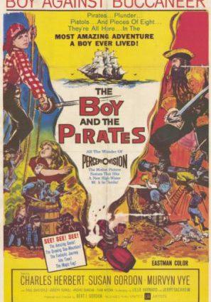 Мальчик и пираты