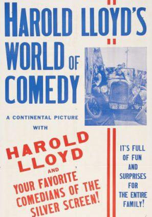 Мир комедии