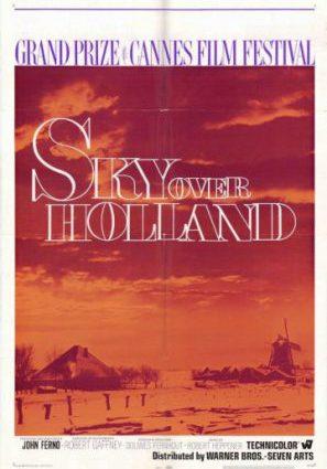 Небо над Голландией