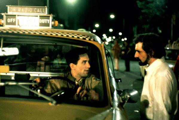 "an analysis of the movie taxi driver by martin scorsese ""taxi driver"" new york city that is depicted in taxi driver seems to be too real to be true it is a place where violence runs rampant, drugs are cheap, and sex is easy."