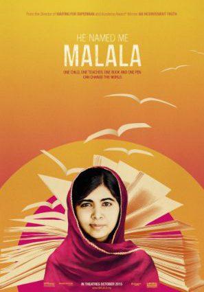 Он назвал меня Малала