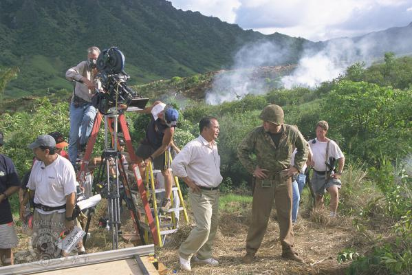 a review of the wind talkers a movie by john woo