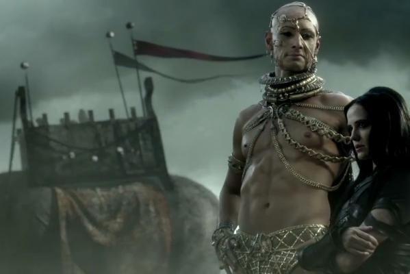 Спартанцев: расцвет империи (2 14) смотреть онлайн