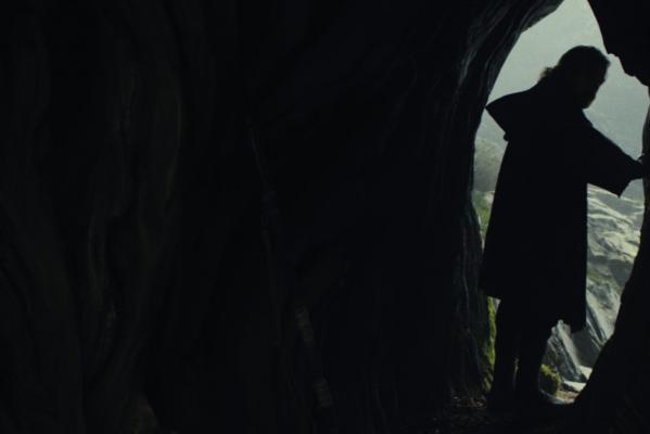 Кадр фильма Звёздные Войны: Последние джедаи