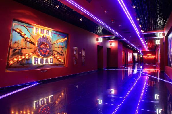 Кинотеатр Империя грез Небо