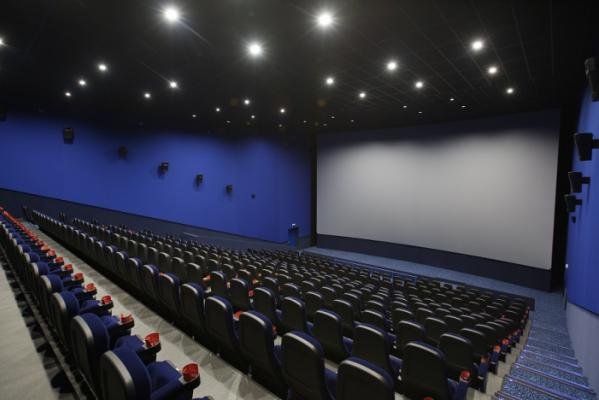 большому фото залов кинотеатра в маркос молл оборудование, предназначенное для