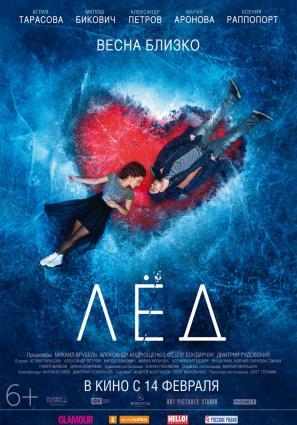 Постер фильма Лёд