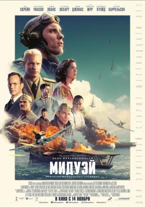 Постер фильма Мидуэй