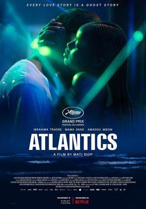 Постер фильма Атлантика