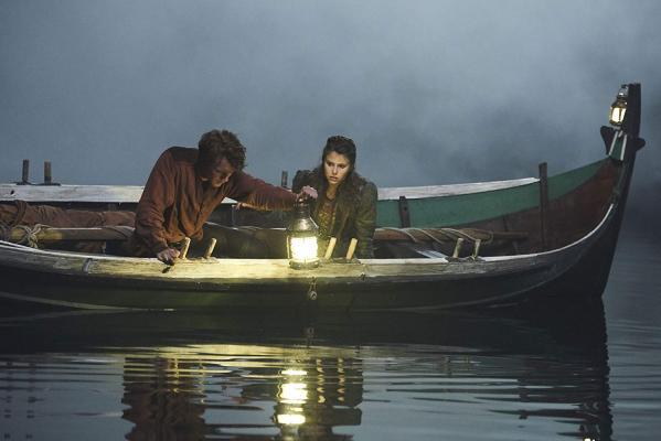 Кадр фильма Эспен в поисках Золотого замка