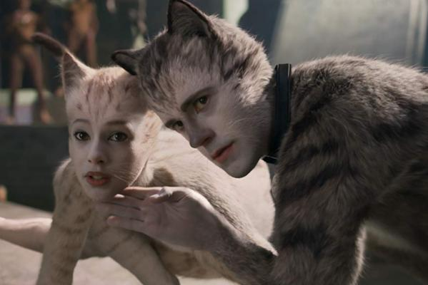 Кадр фильма Кошки