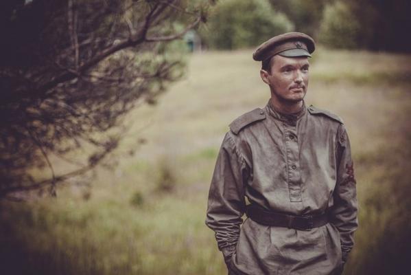 Кадр фильма Мальчик русский