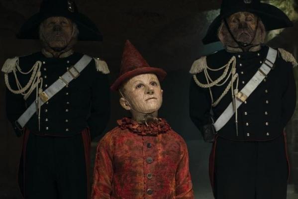 Кадр фильма Пиноккио