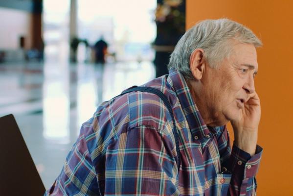 Кадр фильма Гудбай, Америка