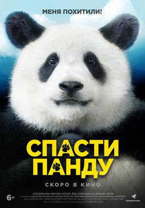 Постер фильма Спасти панду